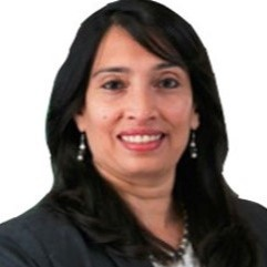 Jyothi Ahmed, Vice President, Head of Global Procurement Strategy Process & Operations at Bristol Myers Squibb