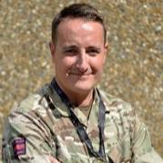 Major Paul Hurst