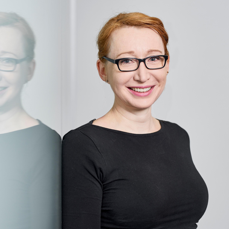 Nicole Hopf, Head of Digital Change Management at enercity  AG