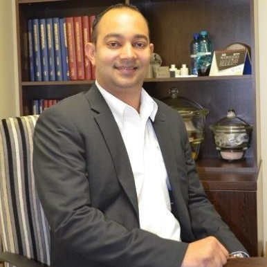 Hiten Parmar, Director at uYilo e-Mobility Programme, South Africa
