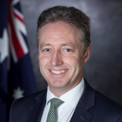 Scott Dewar, Director at Australian Geospatial Intelligence Organisation (AGO)
