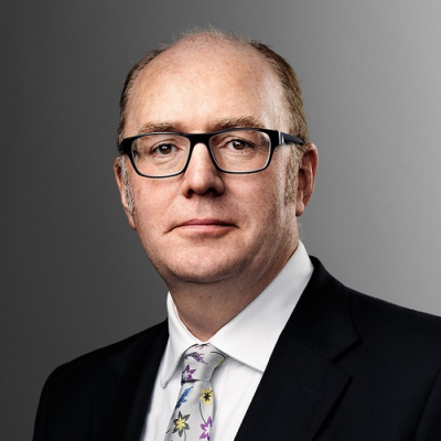 Gerard Lyons, Former Chief Economist and Group Head of Global Research at Standard Chartered Bank