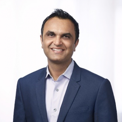 Harsh Acharya, VP, Buyer Experience at Dell Digital
