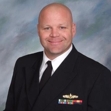 Lieutenant Commander Tristan Wagner