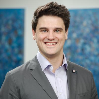 Antony McGregor Dey, Director, Ecommerce at Blue Fish Development Group