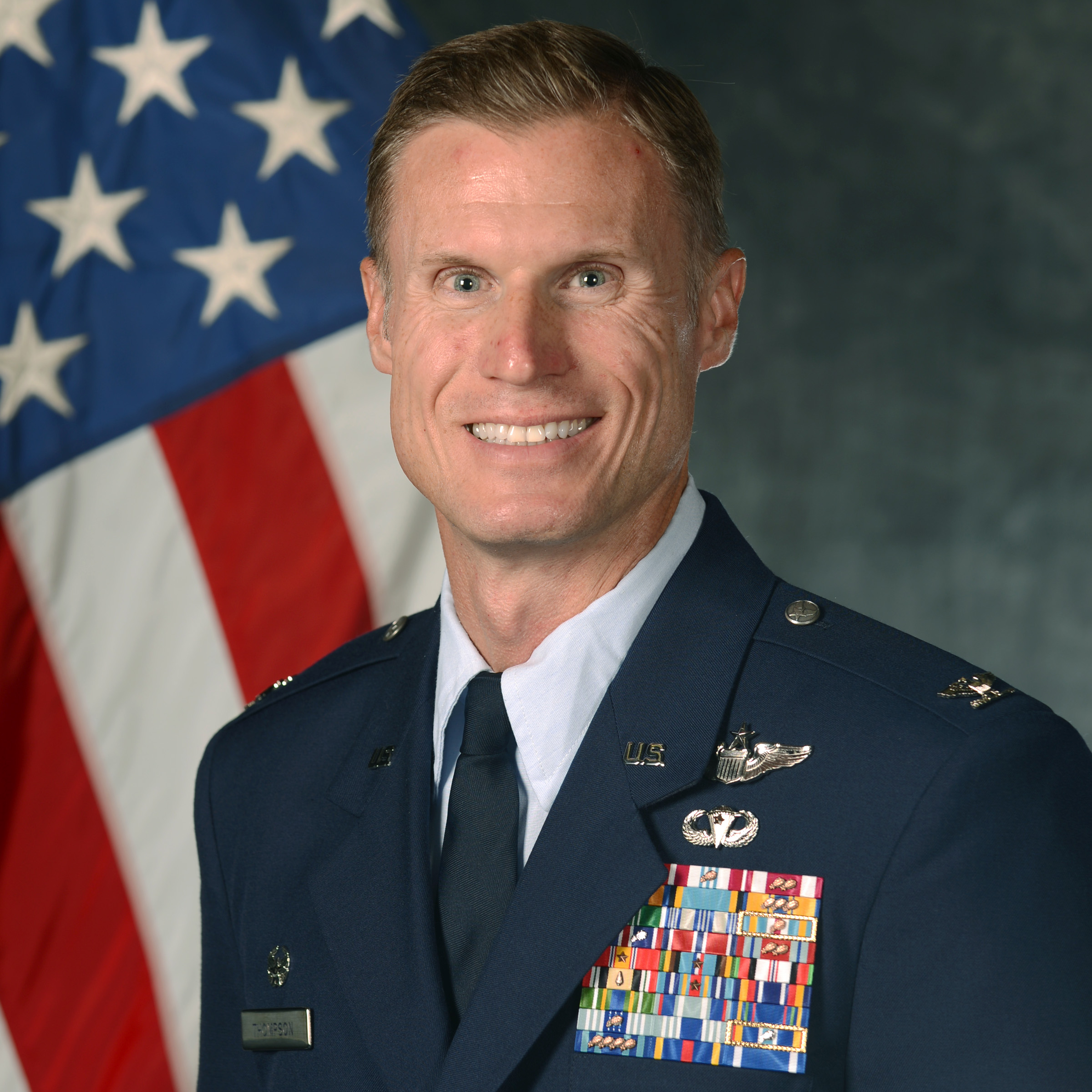 Colonel Michael Thompson