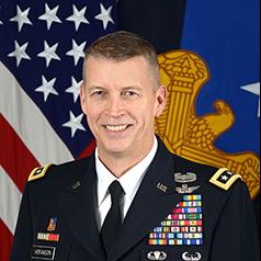 Lieutenant General Daniel R. Hokanson, Director, Army National Guard at National Guard Bureau