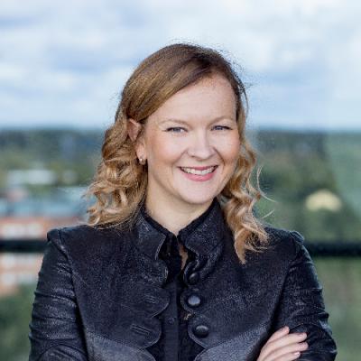 Heidi Junkar, Customer Insight Director at K Group