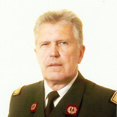 Major General (Retd.) Roger Van Hoof