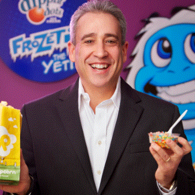 Steve Rothstein, Senior Director of Franchising at Dippin' Dots