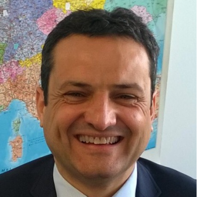 Julio Casas, Head of Demand & Supply Planning & Service Strategy at Henkel