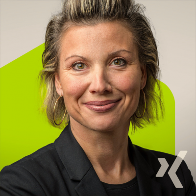 Mag. Jutta Perfahl-Strilka, Director Sales New Business at XING E-Recruiting