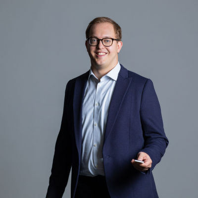 Simon Dössegger, CEO at Modum