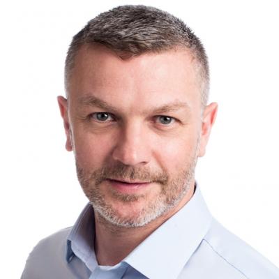 Jamie Knowles, Senior  Solution Strategist EMEA at erwin