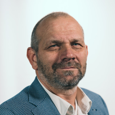 Peter Verspecht, Head of Logistics Management & Supply Chain Management at Thomas More Hogeschool