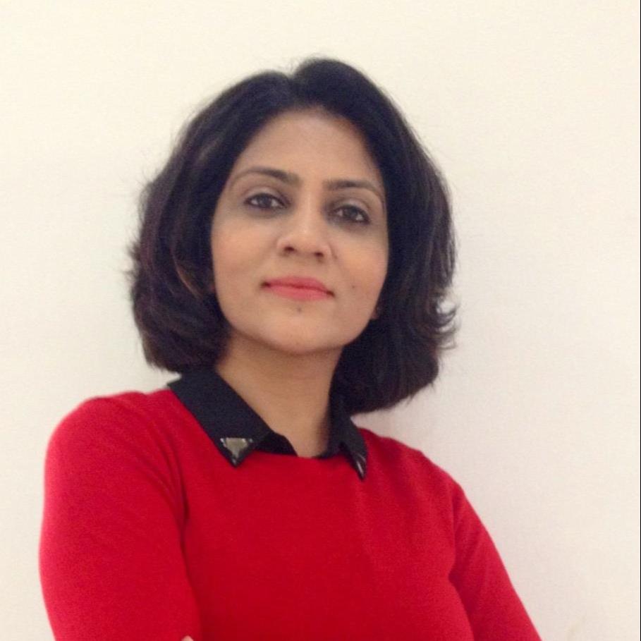 Neeti Mahajan