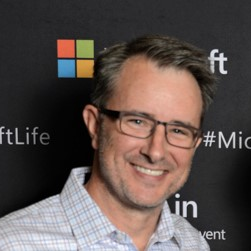 Lee Johnson, Responsible for Microsoft's global contingent workforce strategy at Microsoft