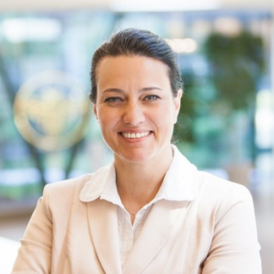 Anca Gherasim, MD of Group Procurement at Erste Group