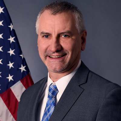 Dr. Michael Hayduk, Deputy Director, Information Directorate at US Air Force Research Laboratory