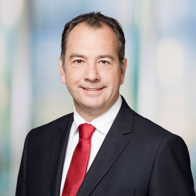 Frederic Messein, Head Product Proposition Management at SIX Financial Information