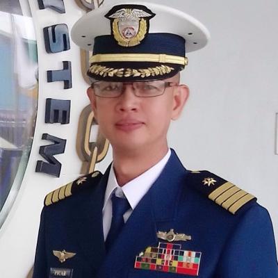 Capt. Ferdinan B Picar PCG