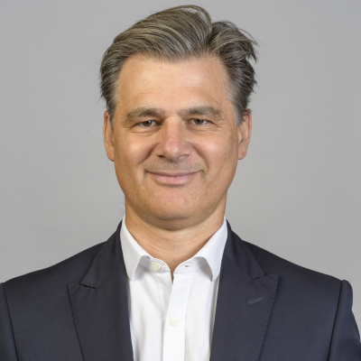 Christophe MacGarry, Director of Finance Transformation at Faurecia