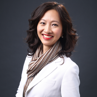 Ms Annie Lim, Global Lead – Diversity & Inclusion (Head of APAC D&I) at Sanofi