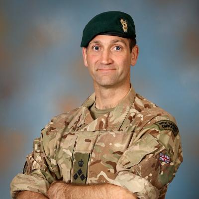 Brigadier Anthony R. Turner