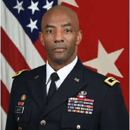 Major General Sean Gainey