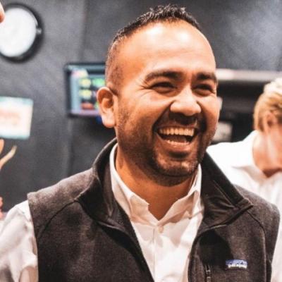 Alonso Castañeda, VP, Brand Development & Strategy at Four Foods Group