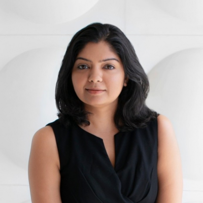 Smriti Modi, Head of Marketing & eCommerce at Oribel