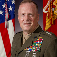 Lieutenant General Mark R. Wise