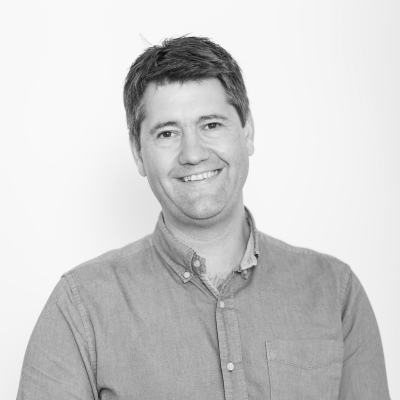 Kevin Smith, Head of Product and Technology at Credas
