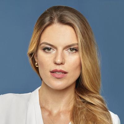 Katya Chupryna, Vice President at Citi