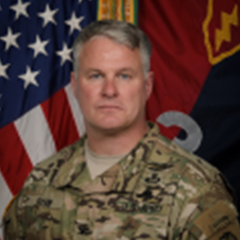 Colonel Robert Ryan