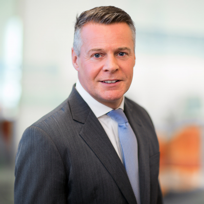 Ian Mawdsley, Head of Buy Side Trading EMEA & APAC at Refinitiv