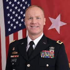 Brigadier General Brian Gibson