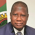 Dr. Rabiu Suleiman, Group Executive Director at Nigerian National Petroleum Corporation