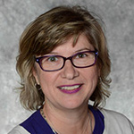 Vicki Evans, Vice President at World Federation of Neuroscience Nurses