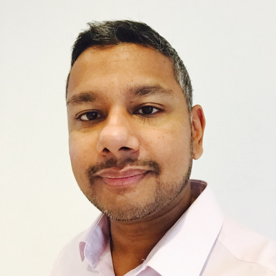 Ravi Jagdeo, Director of Digital Trading & Operations at RB