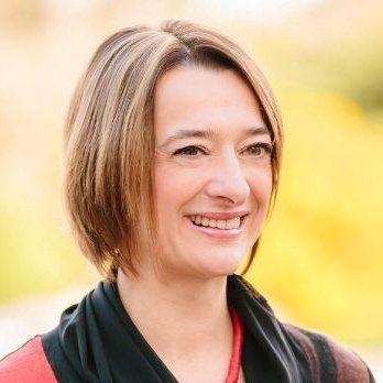 Natasha Gurevich, Vice President, Global Procurement at Salesforce