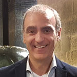 Raffaele Gareri, Chief Digital Transition Officer and Co- Founder at The City of Rome and The Smart City Association Italy