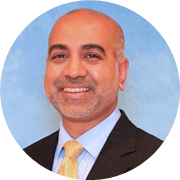 Mustafa Abdulali, Director of Lean Transformation at NCH Healthcare System