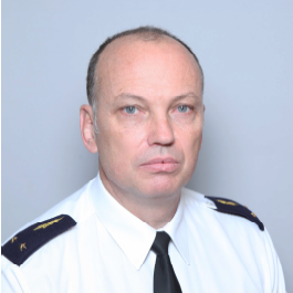 Brigadier General Frederic Parisot, Deputy Chief of Staff, Plans and Programmes at French Air Force