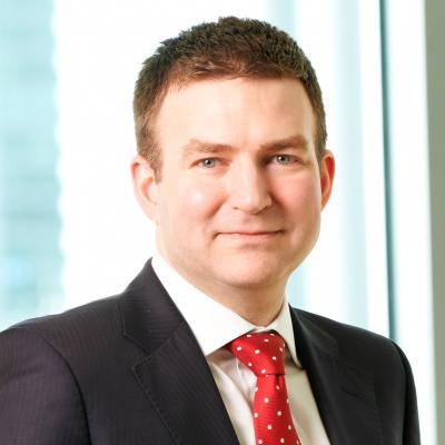 Andrew Soper, EMEA Head of Risk at State Street Global Advisors