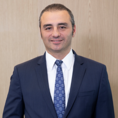 Ali Türk, Chief Supply Chain Officer at Turkcell