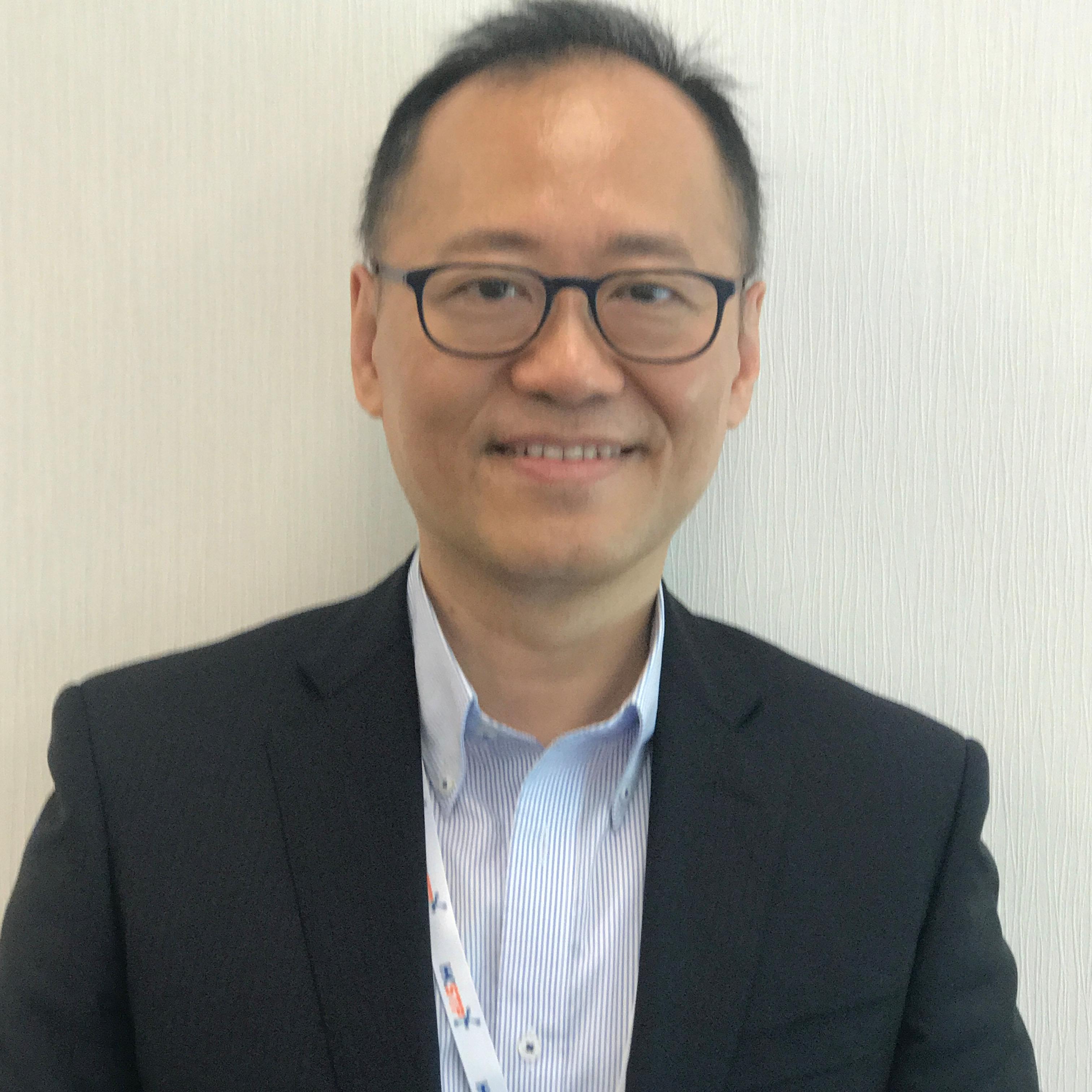 Peter Luk, Associate Director, Business Development, Mainland International at HKSTP