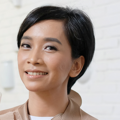 Amalla Vesta Widaranti, VP of Marketing & Loyalty at Sriwijaya Air, member of Garuda Indonesia