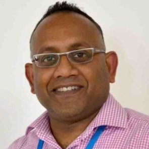 Anil Mathew, Former Group Director of Continuous Improvement at NHS