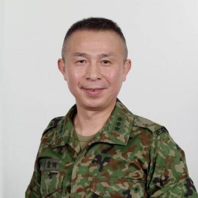 Lieutenant General Shoichi Shibata